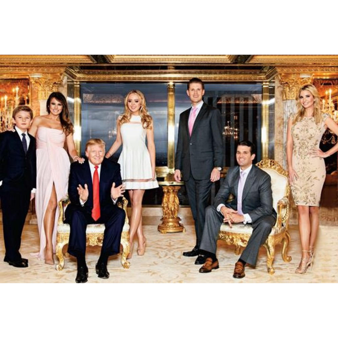 THE TRUMP KIDS