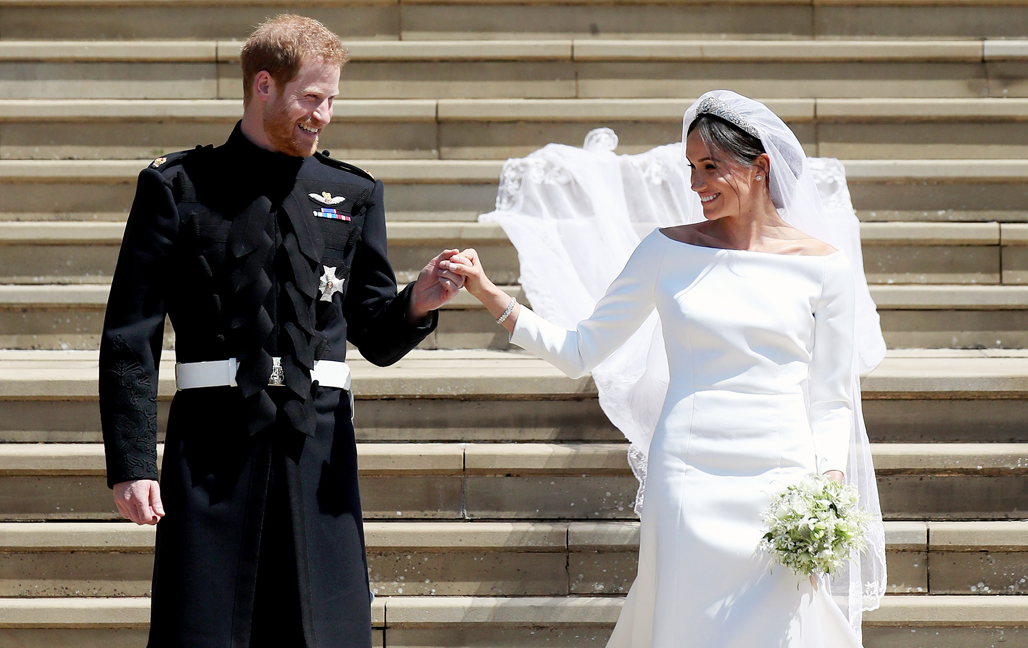 WHAT PRINCE HARRY'S AND MEGHAN MARKLE'S MARRIAGE DATE PORTENDS