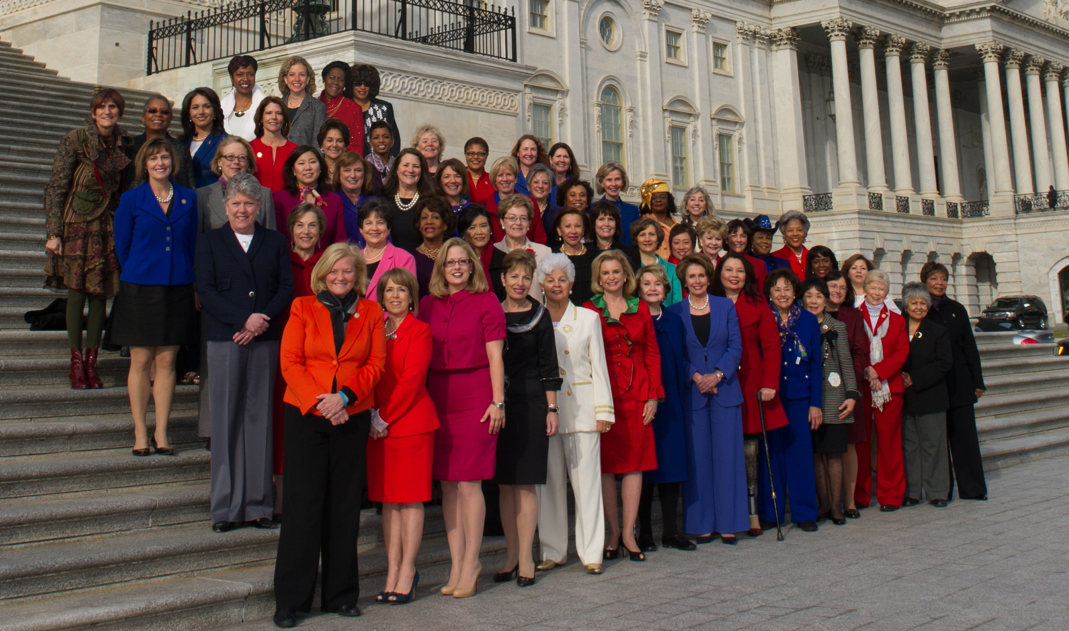 THE WINNING WOMEN OF THE NOVEMBER 6, 2018 ELECTIONS
