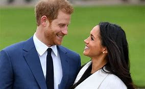 PRINCE HARRY AND PRINCESS MEGHAN